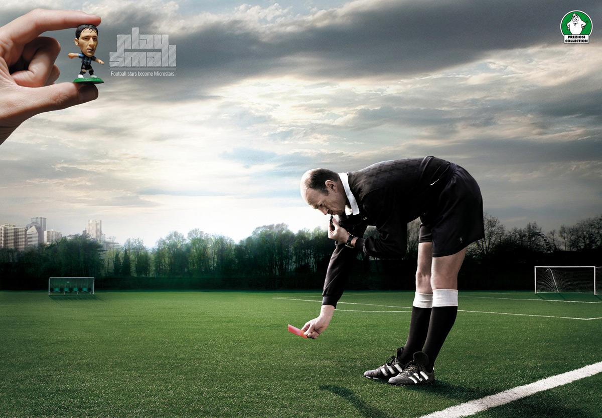 Spécial Coupe du Monde de Football : Les 100 plus belles publicités sur le foot ! 72