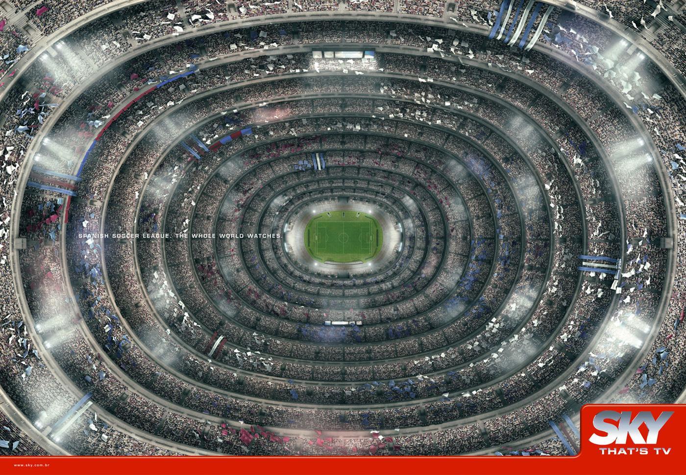 Spécial Coupe du Monde de Football : Les 100 plus belles publicités sur le foot ! 87