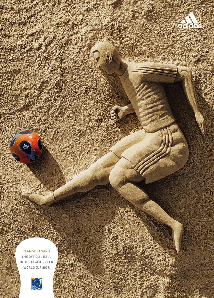 Spécial Coupe du Monde de Football : Les 100 plus belles publicités sur le foot ! 20