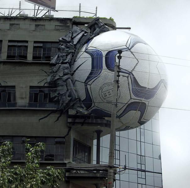 Spécial Coupe du Monde de Football : Les 100 plus belles publicités sur le foot ! 24
