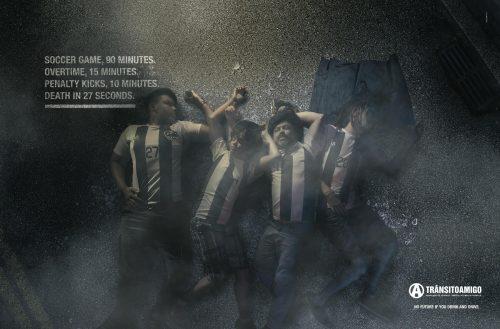 Spécial Coupe du Monde de Football : Les 100 plus belles publicités sur le foot ! 29