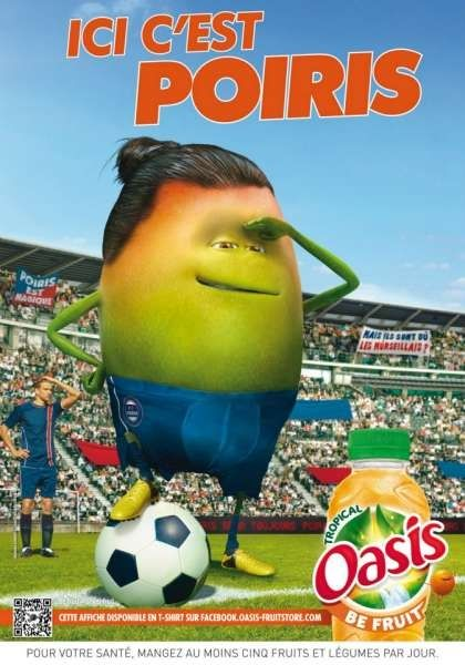 Spécial Coupe du Monde de Football : Les 100 plus belles publicités sur le foot ! 27