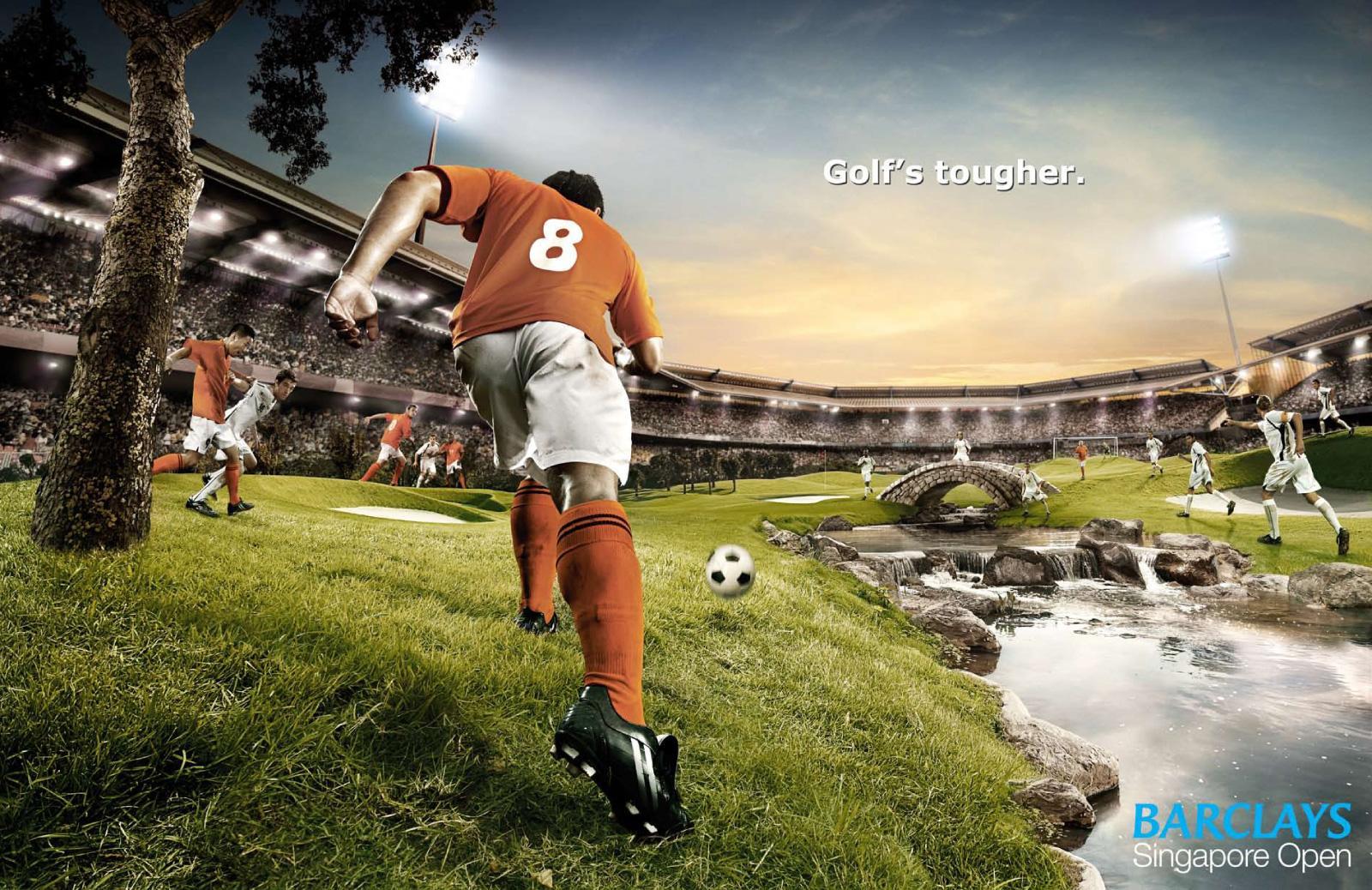 Spécial Coupe du Monde de Football : Les 100 plus belles publicités sur le foot ! 30