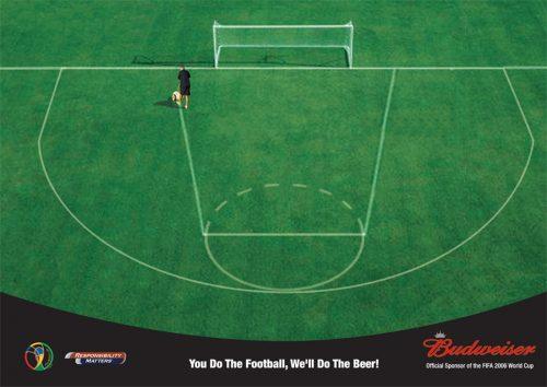 Spécial Coupe du Monde de Football : Les 100 plus belles publicités sur le foot ! 34