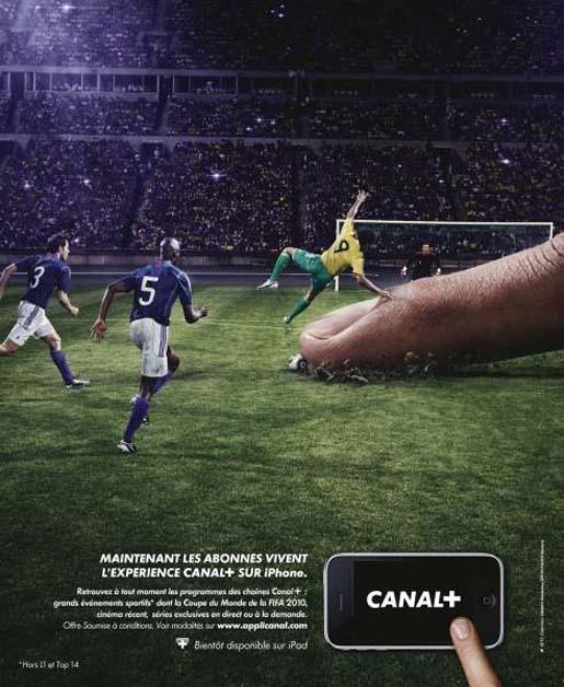 Spécial Coupe du Monde de Football : Les 100 plus belles publicités sur le foot ! 37