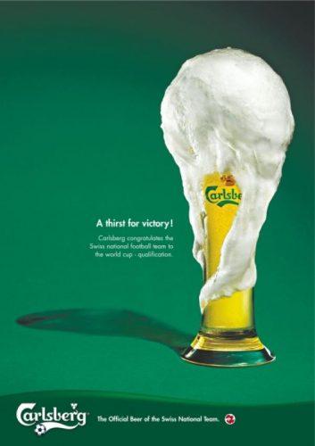 Spécial Coupe du Monde de Football : Les 100 plus belles publicités sur le foot ! 41