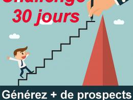 """Découvrez ma dernière formation """"30 jours pour générer plus de Prospects via les Media Sociaux !"""" 7"""