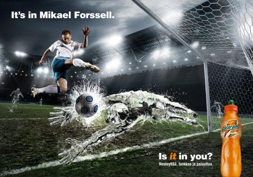 Spécial Coupe du Monde de Football : Les 100 plus belles publicités sur le foot ! 49