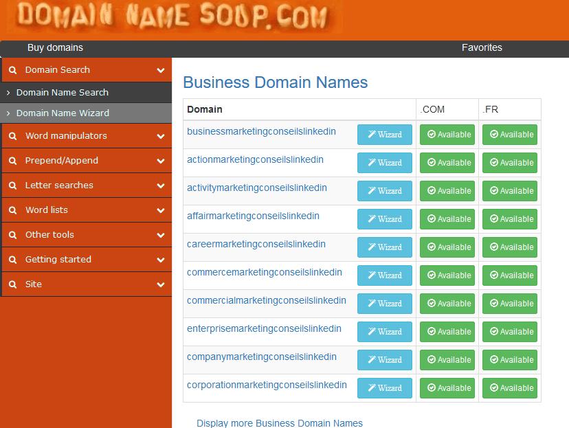 Comment choisir un bon nom de marque, d'entreprise ou de site internet ? 70
