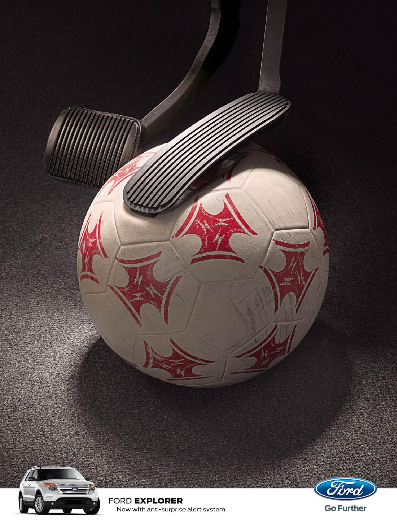 Spécial Coupe du Monde de Football : Les 100 plus belles publicités sur le foot ! 50