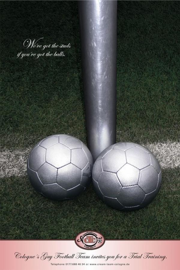 Spécial Coupe du Monde de Football : Les 100 plus belles publicités sur le foot ! 52