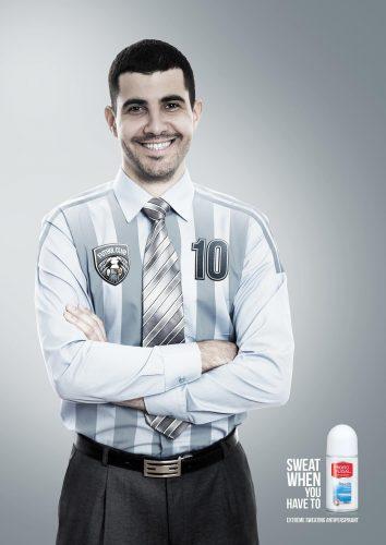 Spécial Coupe du Monde de Football : Les 100 plus belles publicités sur le foot ! 59