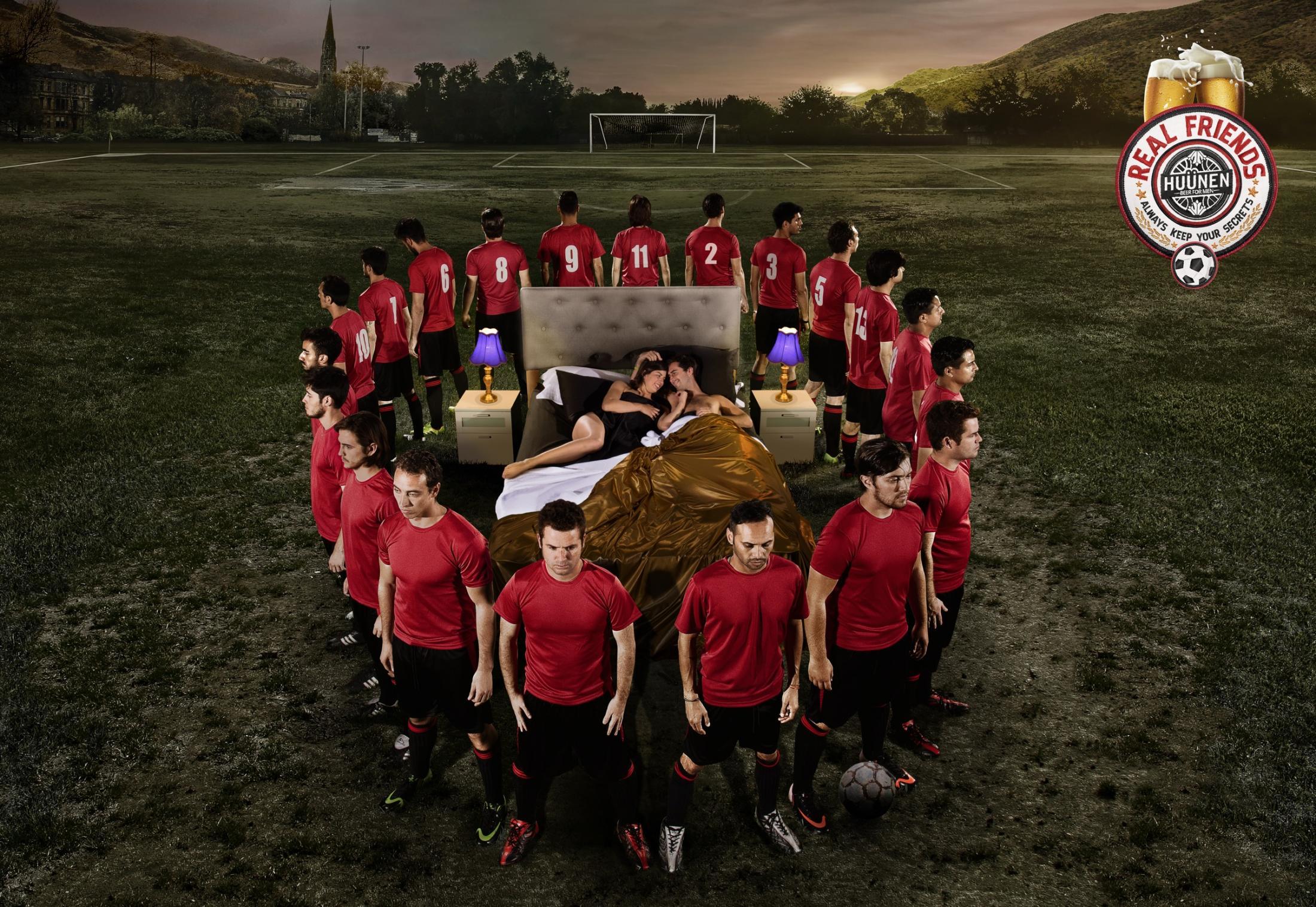 Spécial Coupe du Monde de Football : Les 100 plus belles publicités sur le foot ! 57