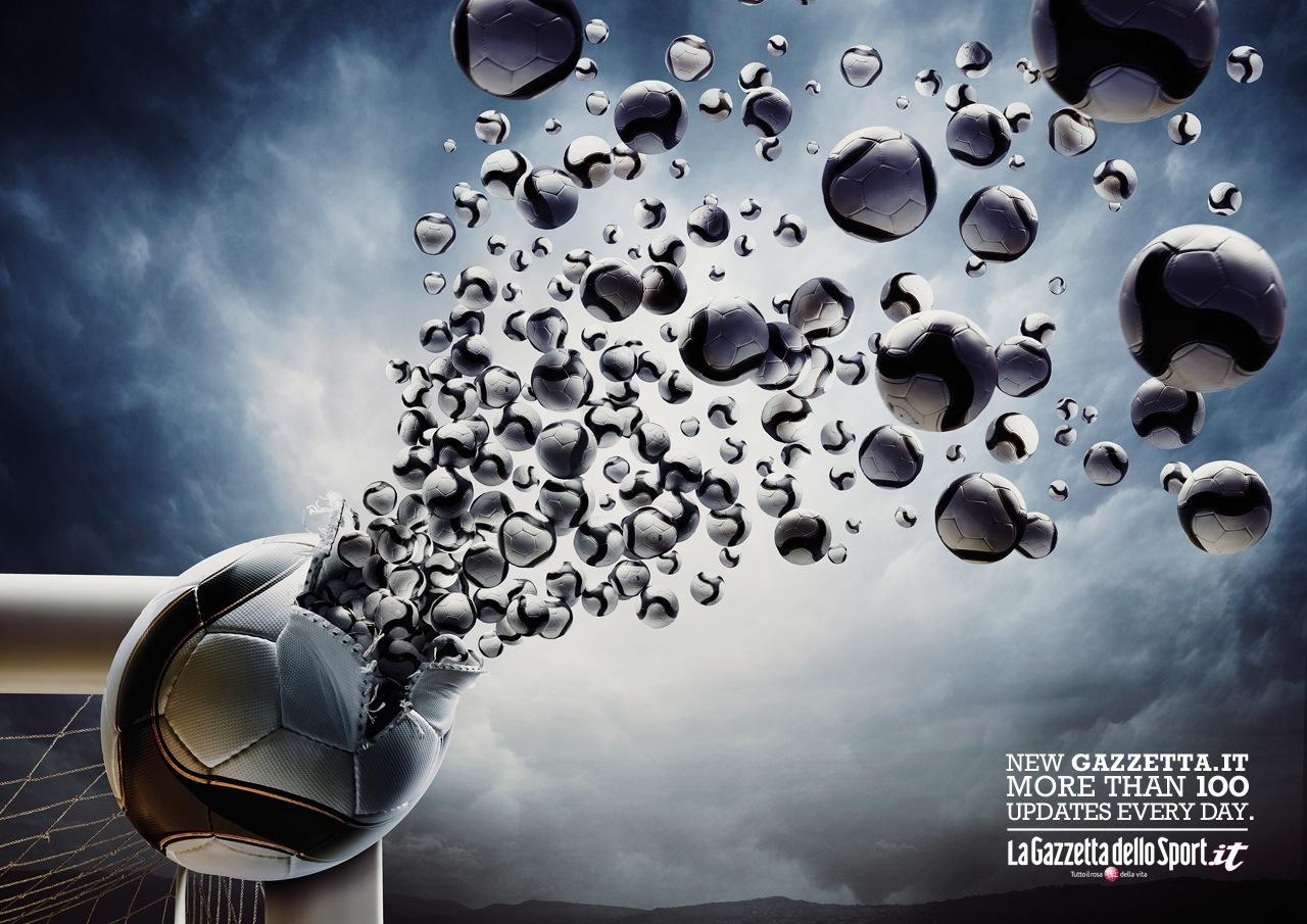 Spécial Coupe du Monde de Football : Les 100 plus belles publicités sur le foot ! 62