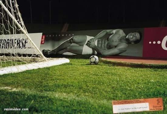 Spécial Coupe du Monde de Football : Les 100 plus belles publicités sur le foot ! 65