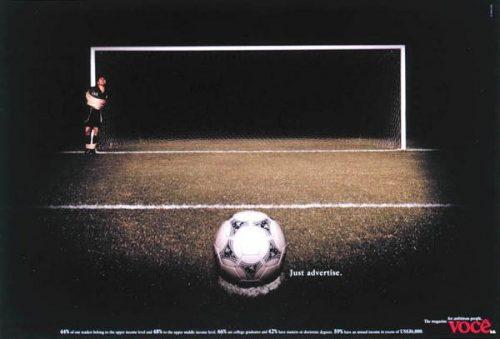 Spécial Coupe du Monde de Football : Les 100 plus belles publicités sur le foot ! 69