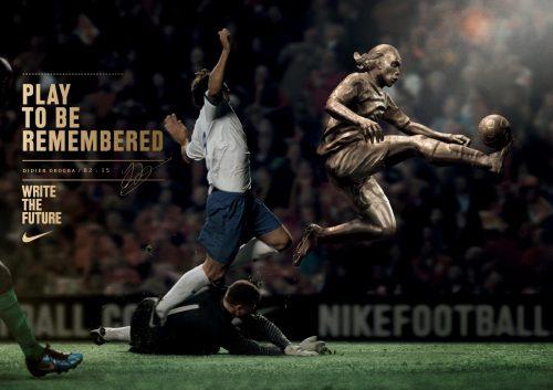 Spécial Coupe du Monde de Football : Les 100 plus belles publicités sur le foot ! 80