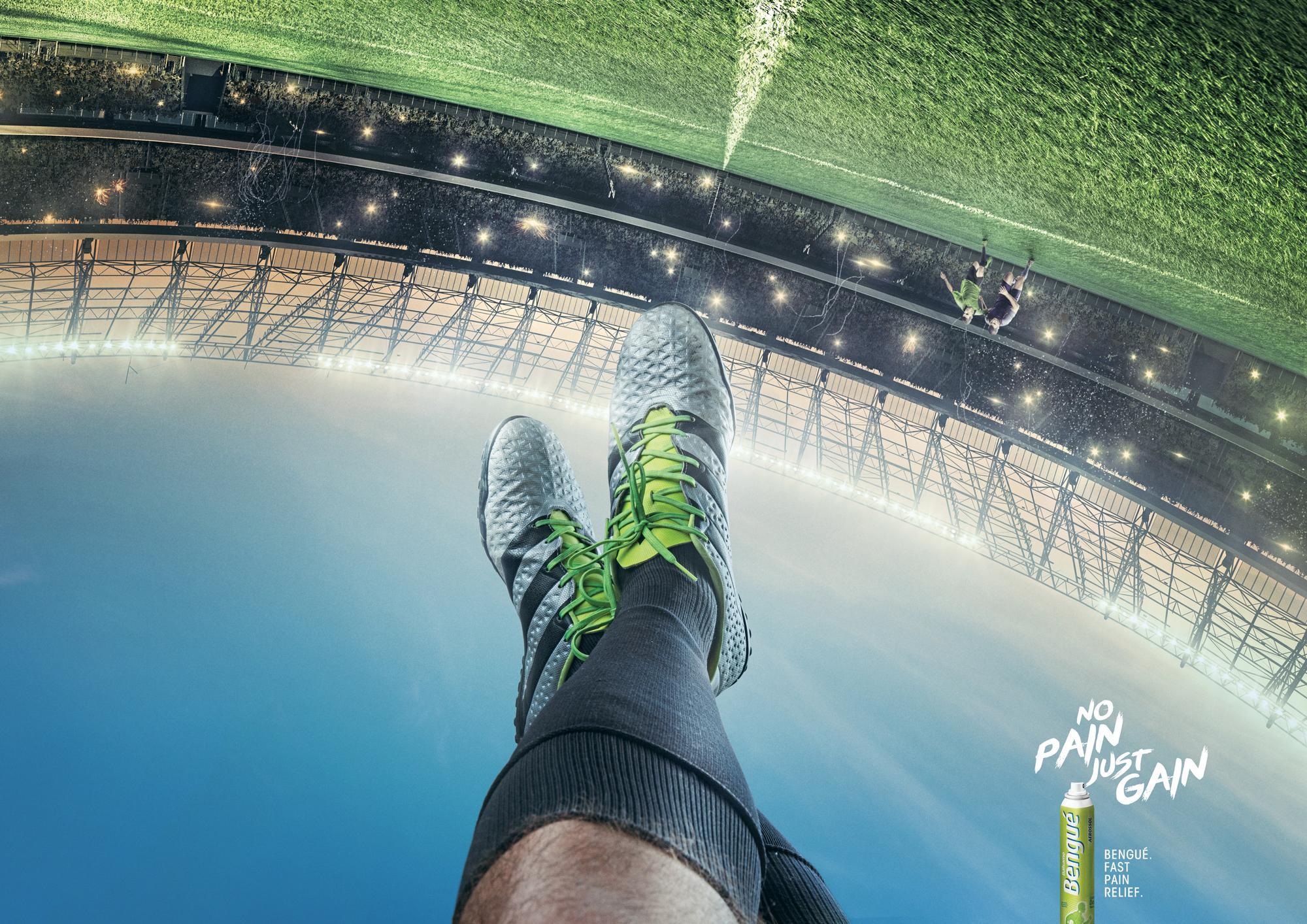 Spécial Coupe du Monde de Football : Les 100 plus belles publicités sur le foot ! 85