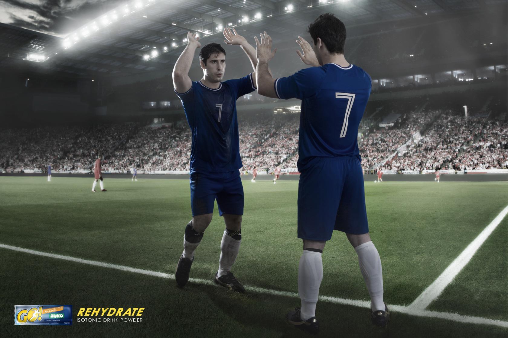 Spécial Coupe du Monde de Football : Les 100 plus belles publicités sur le foot ! 90