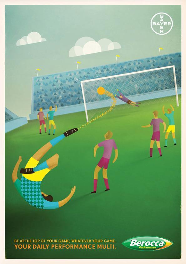 Spécial Coupe du Monde de Football : Les 100 plus belles publicités sur le foot ! 93