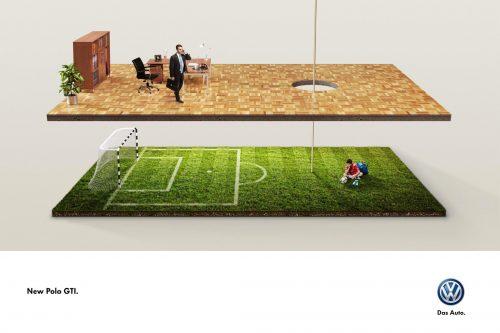 Spécial Coupe du Monde de Football : Les 100 plus belles publicités sur le foot ! 97