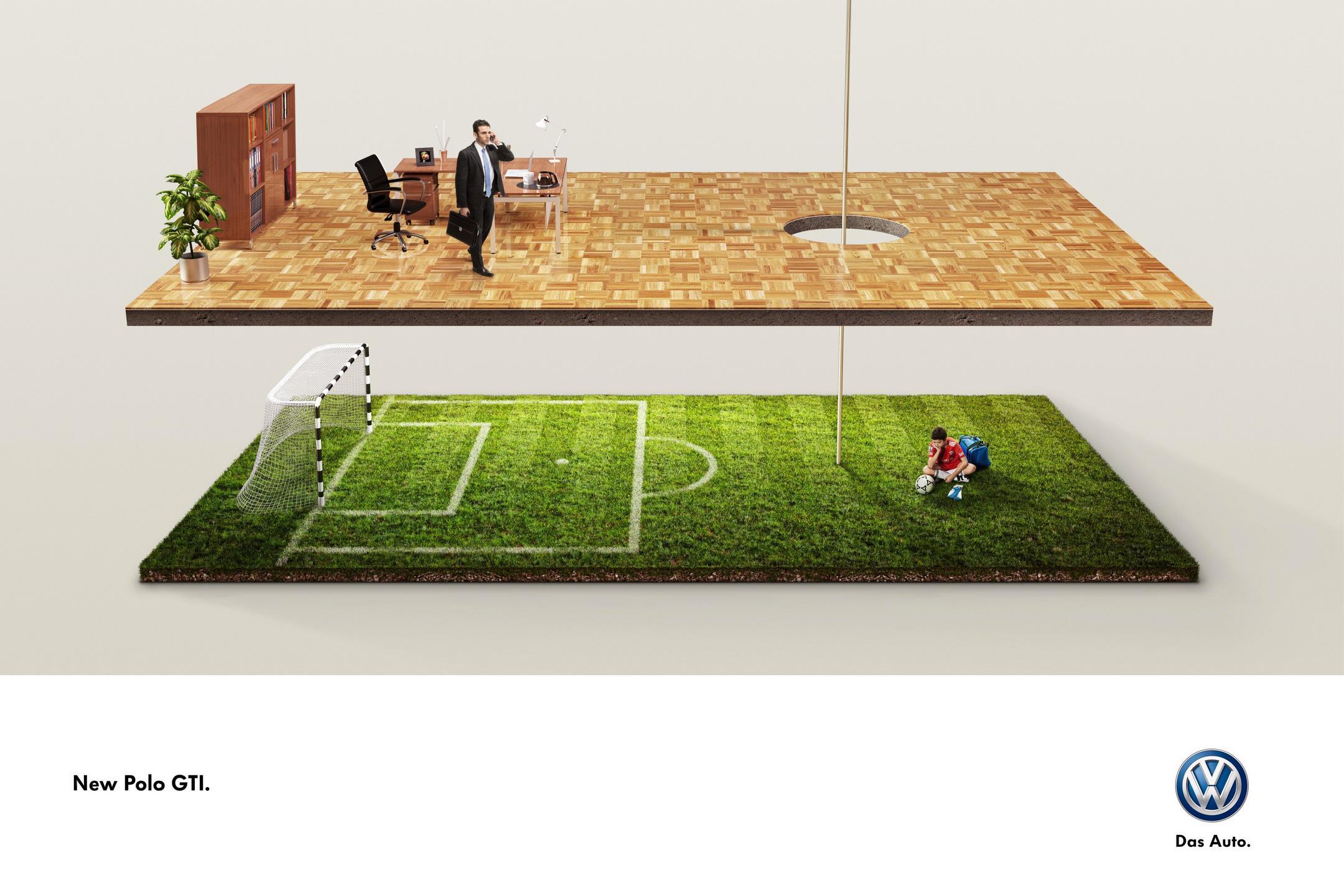 Spécial Coupe du Monde de Football : Les 100 plus belles publicités sur le foot ! 94