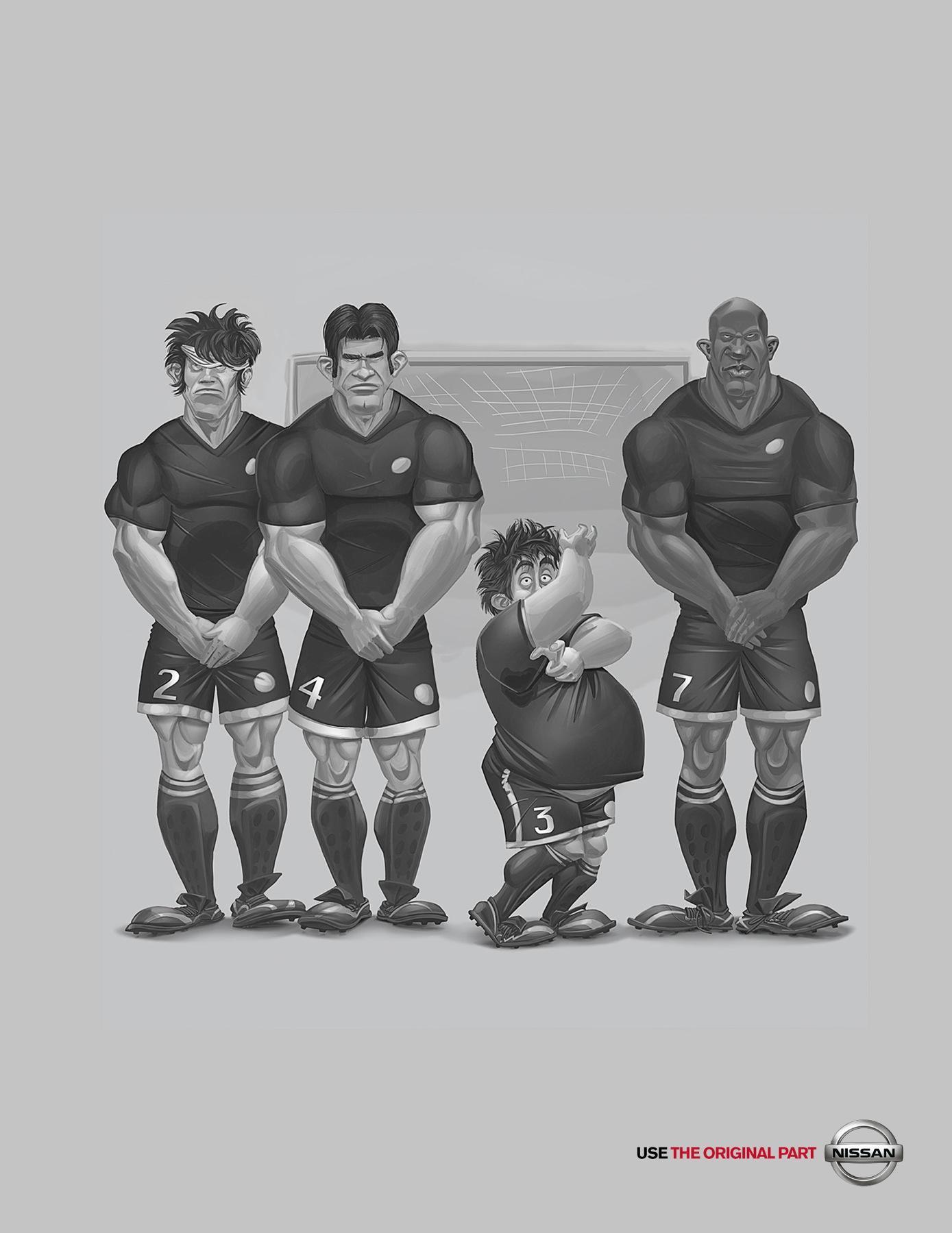Spécial Coupe du Monde de Football : Les 100 plus belles publicités sur le foot ! 95