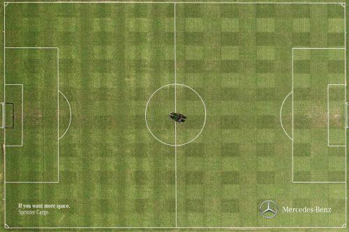 Spécial Coupe du Monde de Football : Les 100 plus belles publicités sur le foot ! 101