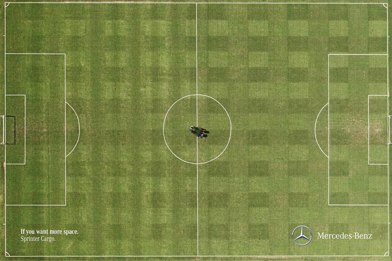 Spécial Coupe du Monde de Football : Les 100 plus belles publicités sur le foot ! 98