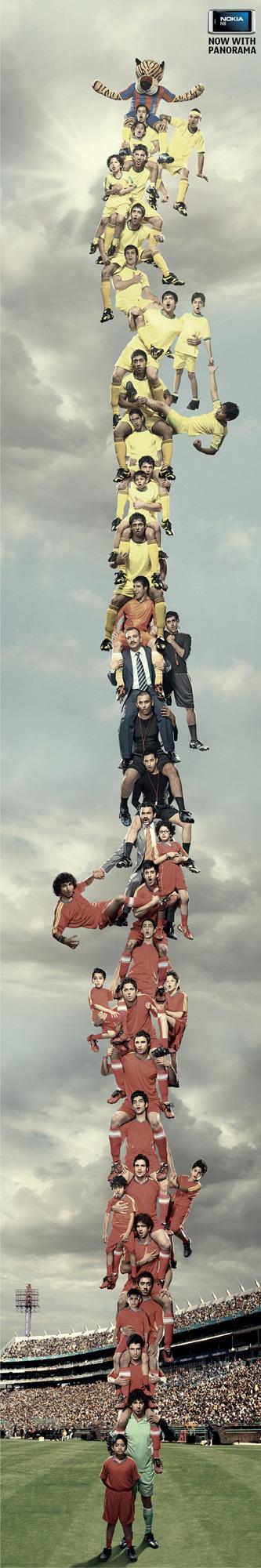 Spécial Coupe du Monde de Football : Les 100 plus belles publicités sur le foot ! 100