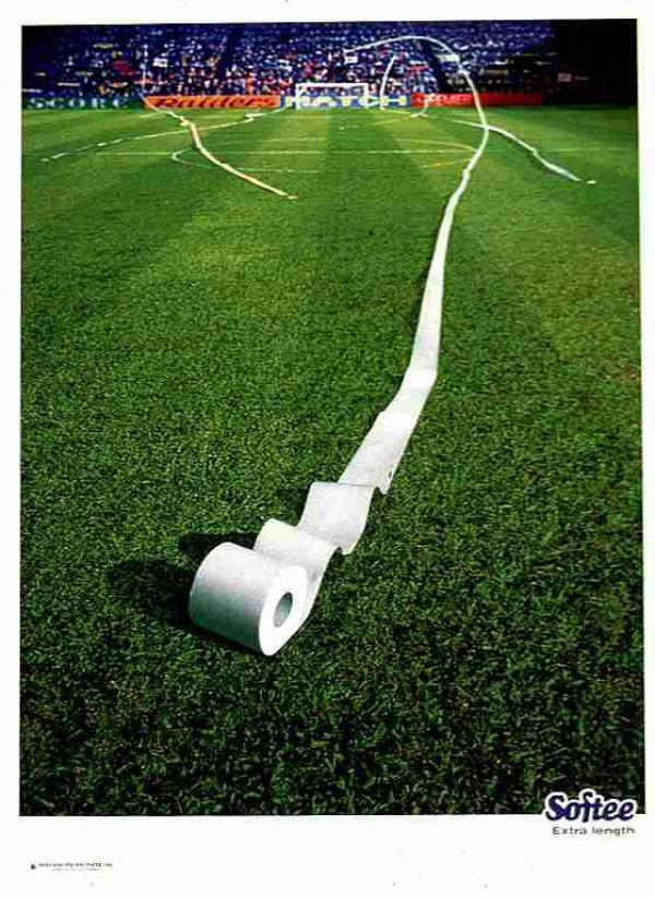Spécial Coupe du Monde de Football : Les 100 plus belles publicités sur le foot ! 105