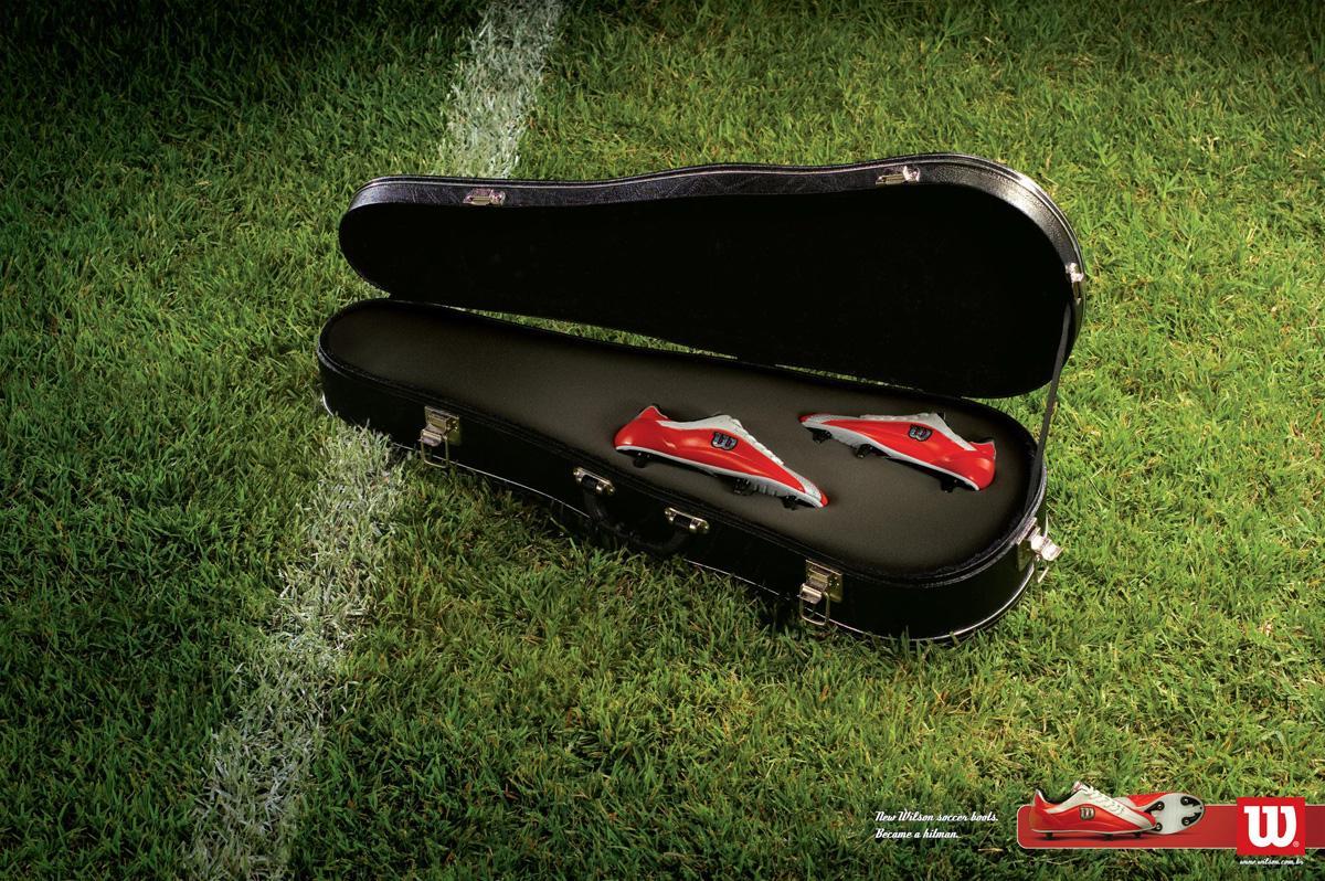 Spécial Coupe du Monde de Football : Les 100 plus belles publicités sur le foot ! 108