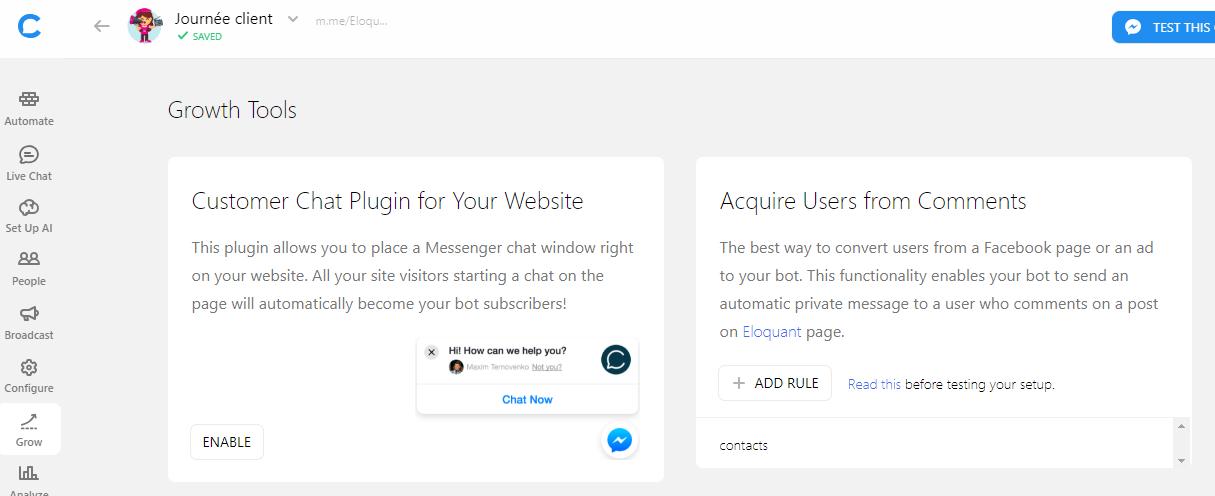 L'emailing est-il mort ? Découvrez les 3 outils qui vont soutenir vos campagnes d'emailings ! 14
