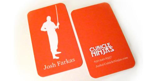 Comment réussir ses cartes de visite en 8 points + 170 idées à prendre en exemple ! 99