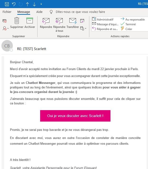L'emailing est-il mort ? Découvrez les 3 outils qui vont soutenir vos campagnes d'emailings ! 18