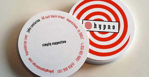 Comment réussir ses cartes de visite en 8 points + 170 idées à prendre en exemple ! 62