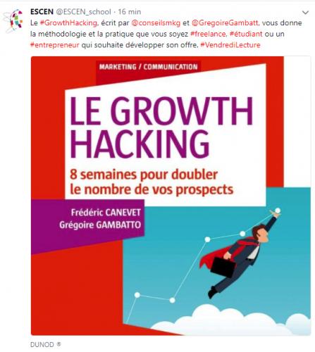 Dopez votre croissance et mettez KO vos concurrents grâce au growth hacking ! 11