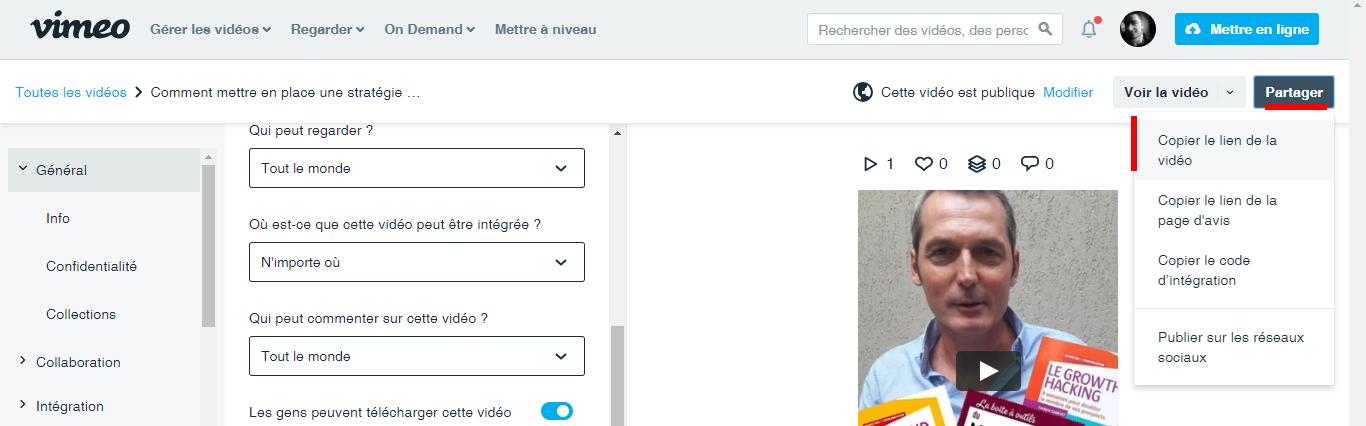 Comment télécharger une vidéo de Vimeo ? Le tuto pas à pas 6