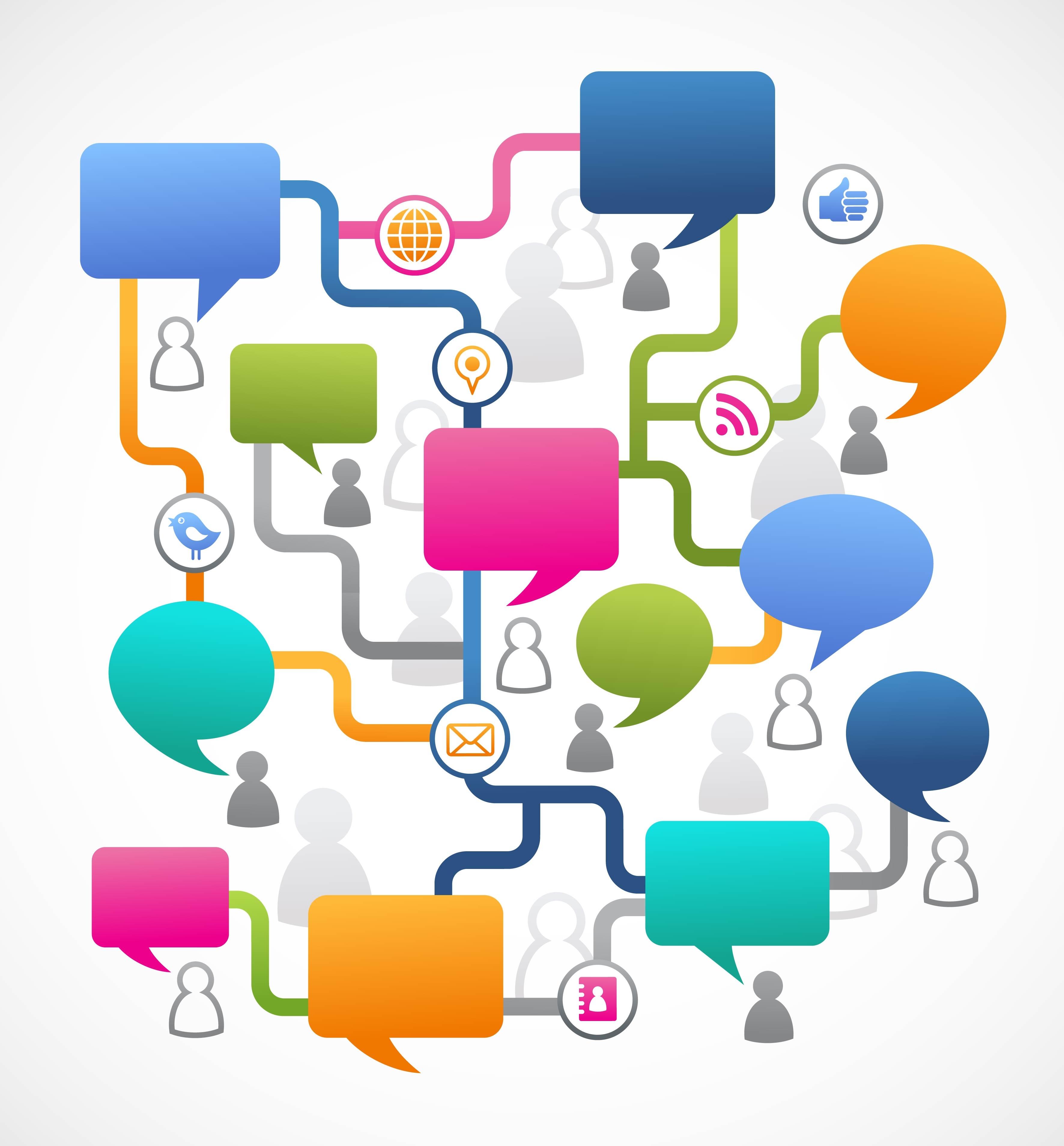 Les nouvelles interactions Clients / Entreprise - Eric Tenin 1