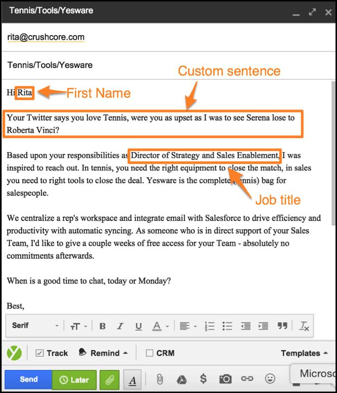Doublez le taux d'ouverture de vos emails : faites de l'AB testing en 2 minutes chrono ! 9