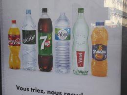 Une publicité créative sur le recyclage... dommage que le message soit biaisé... 10