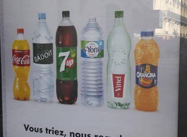 Une publicité créative sur le recyclage... dommage que le message soit biaisé... 27