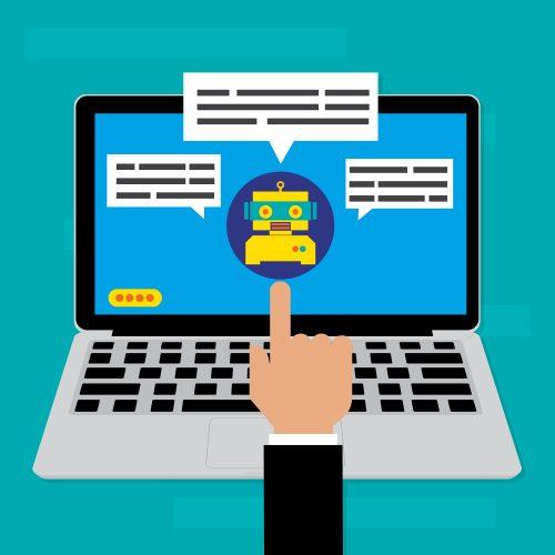 Chat ou Chatbot, lequel choisir ? Quels sont les usages d'un chatbot ? Voici les réponses ! 17