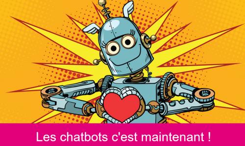Comment réaliser un Chatbot Messenger qui va séduire vos Fans Facebook ? Voici 7 astuces faciles à mettre en œuvre ! 22