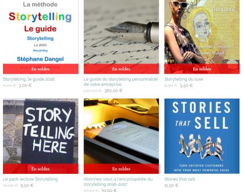 Vous voulez vendre ? Apprenez à raconter de belles histoires grâce au Story Telling ! 16
