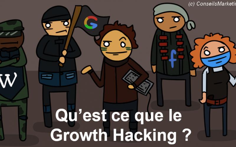 Qu'est ce que le Growth Hacking ? Comment débuter en Growth Hacking ? 3