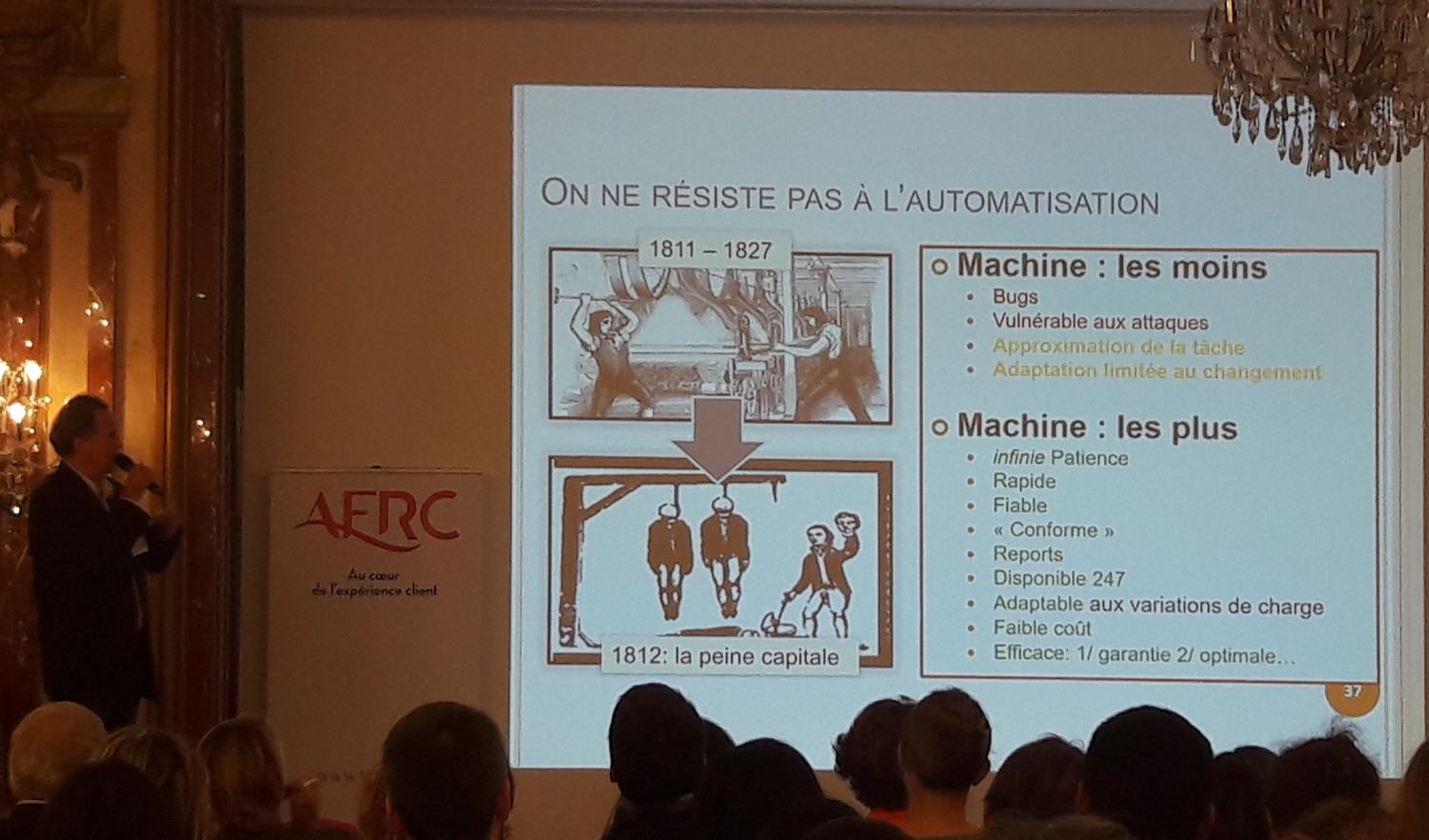 Intelligence Artificielle et Relation Client, quels seront les impacts ? La vision de l'AFRC 14