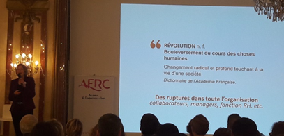 Intelligence Artificielle et Relation Client, quels seront les impacts ? La vision de l'AFRC 20