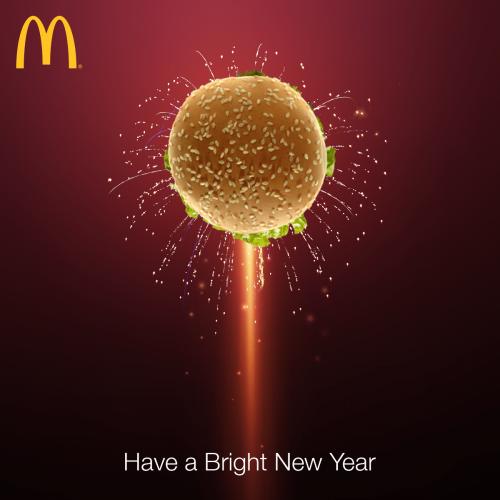 Les Meilleures publicités sur la Bonne Année ! 5