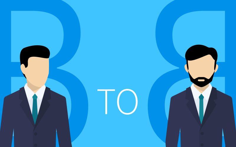 Définition du B2B (interentreprises - Business to Business - Entreprises à Entreprises) 3